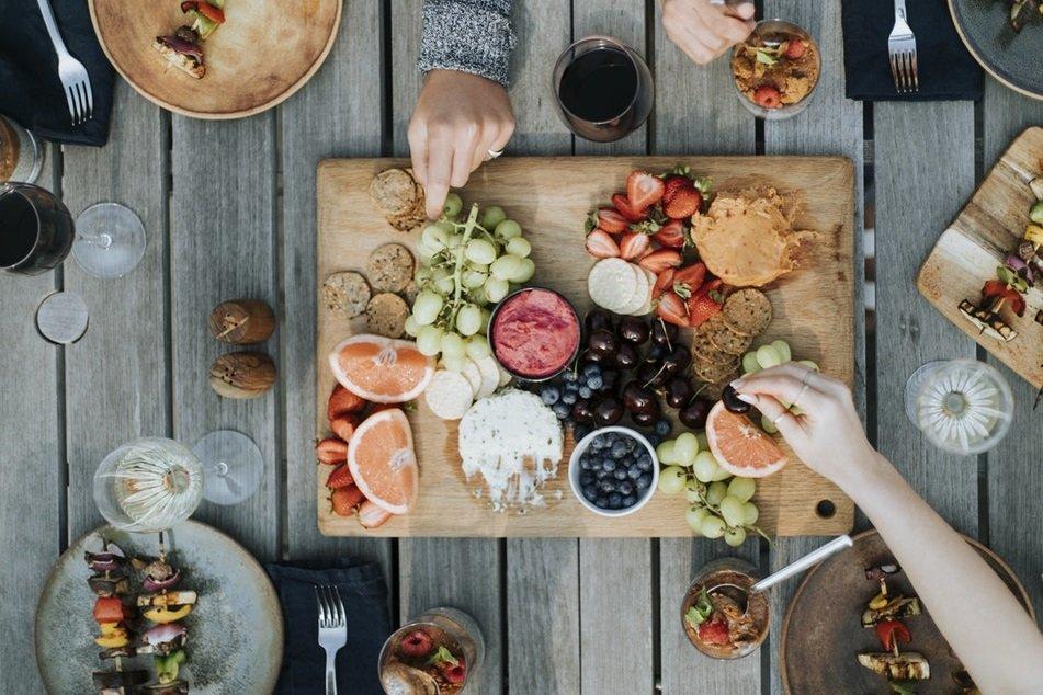 Maridaje vinos The Foodie Experience